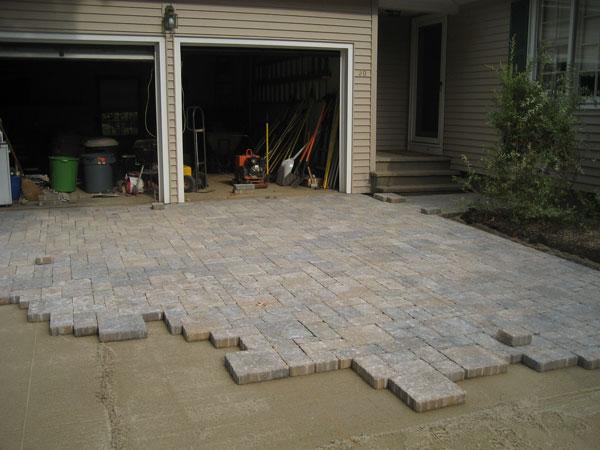 Cobblestone Stones For Driveways : Upton inc walkways patios driveways